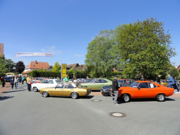 18. Young- u. Oldtimertreffen in Glandorf